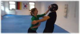 Selbstverteidigungs-Workshop